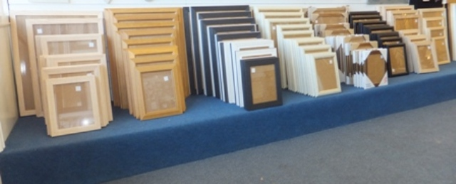 vast range of colours and sizes to choose from